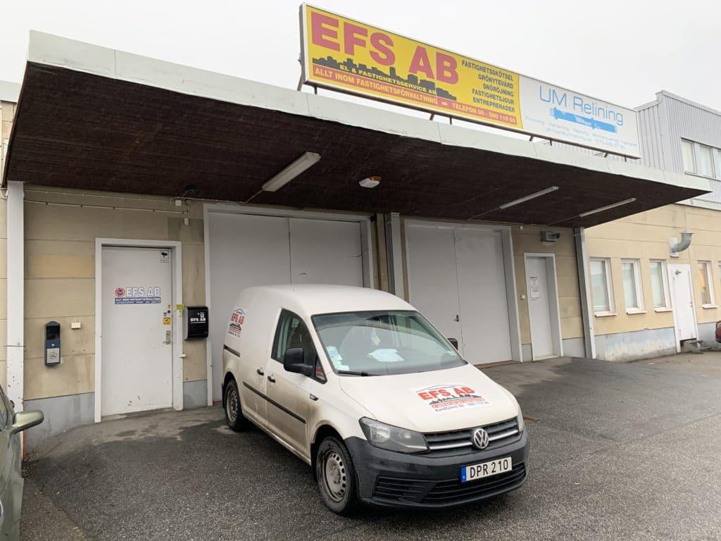 EFS AB - Entrén
